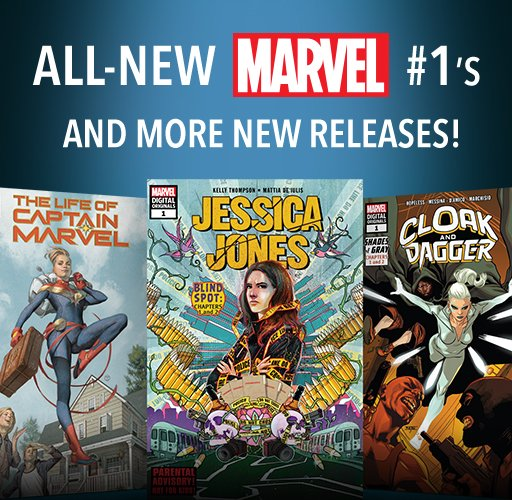 All-New Marvel #1s