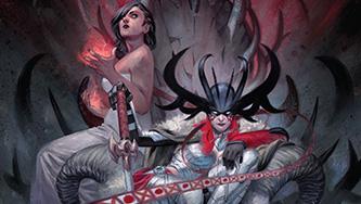 Angela Queen of Hel - comiXology