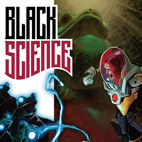 Black Science - Image Comics