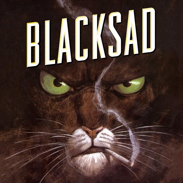 Blacksad - comiXology