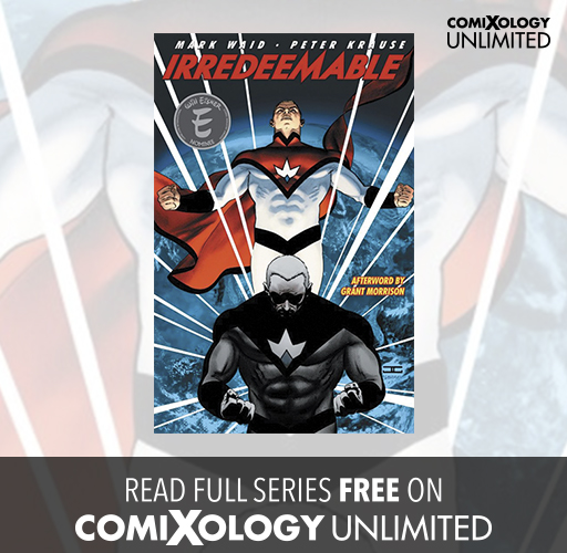 Read Full Series on comiXology Unlimited!