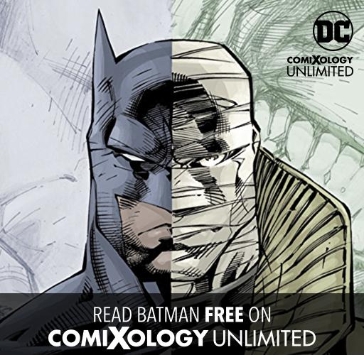 Batman on comiXology Unlimited!