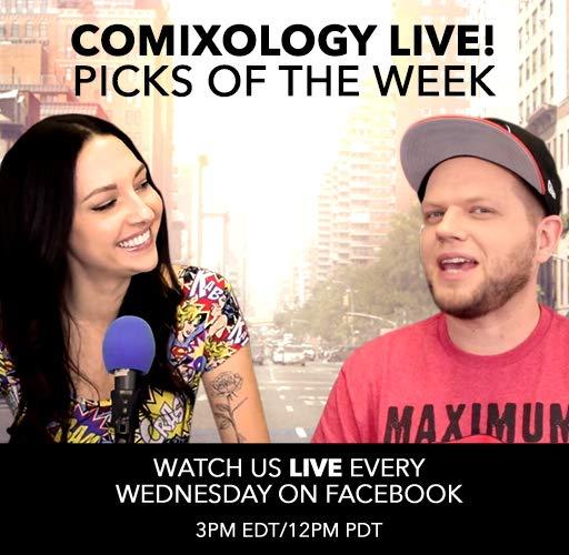 comiXology Live!