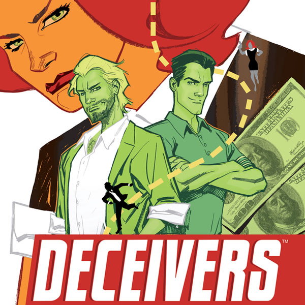 Deceivers - comiXology