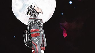 Descender - Image Comics