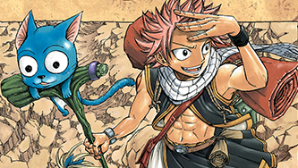 Fairy Tail - comiXology