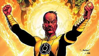 Green Lantern: The Sinestro Corps War - DC