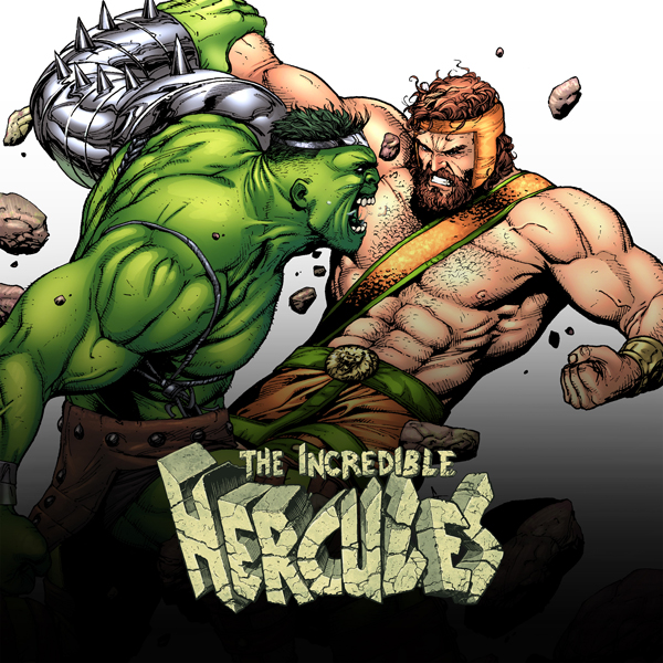 Incredible Hercules: Assault on New Olympus - Grek Pak, Fred Van Lente and Rodney Buchemi