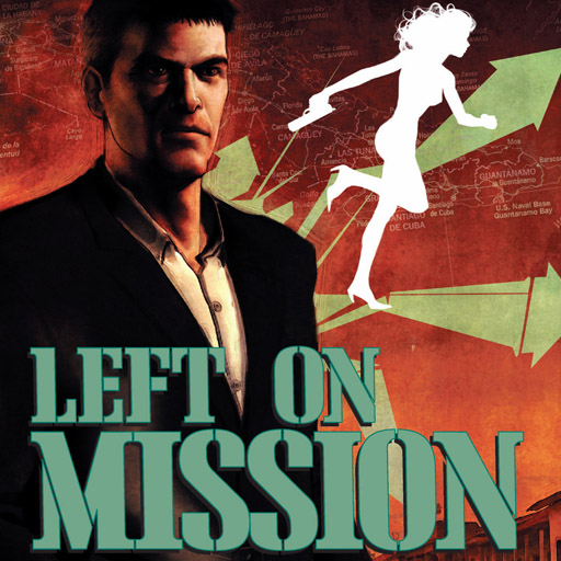 Left on Mission - comiXology