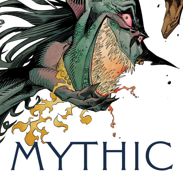 Mythic - Phil Hester and John McCrea - Image Comics