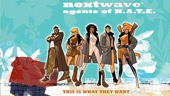 Nextwave - comiXology