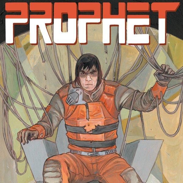 Prophet - Image Comics