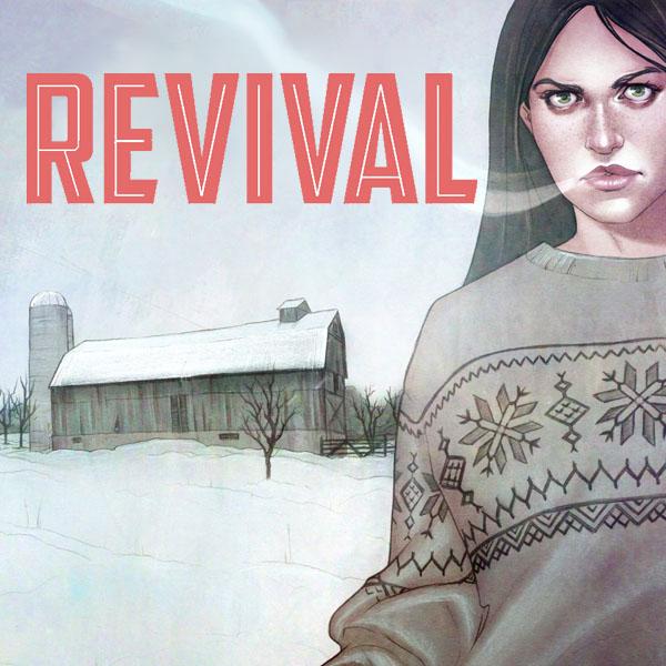 Revival - comiXology