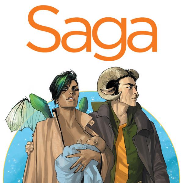 Saga Vol. 1 - comiXology