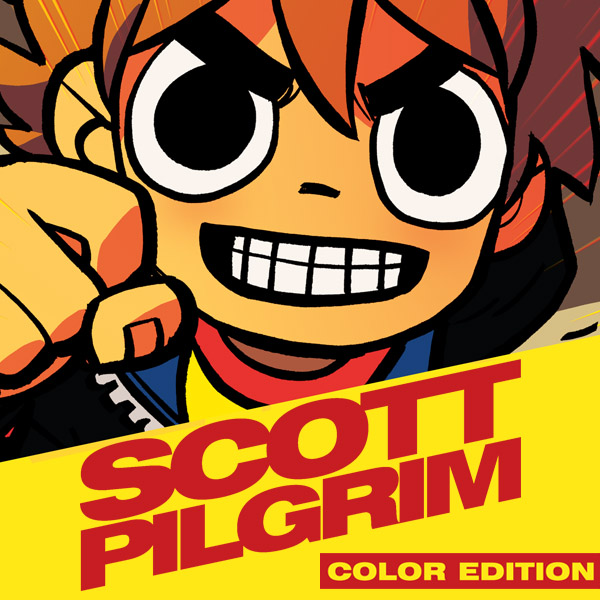 Scott Pilgrim Vol. 1 - comiXology
