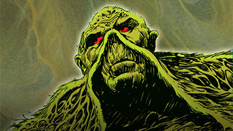 Saga of the Swamp Thing - comiXology