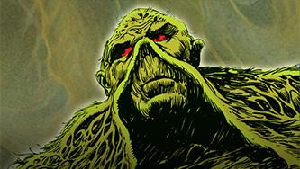 Saga of the Swamp Thing - comiXology