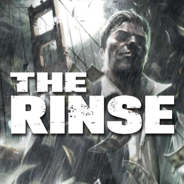 The Rinse - comiXology