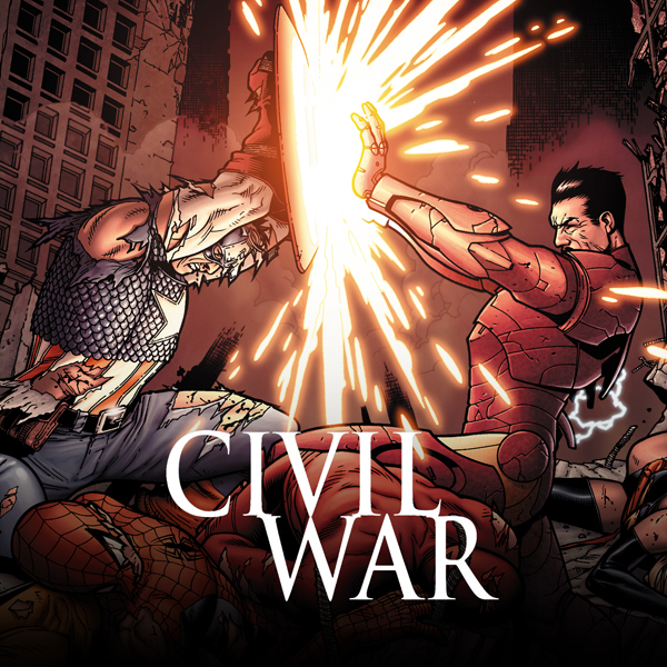 Civil War - comiXology