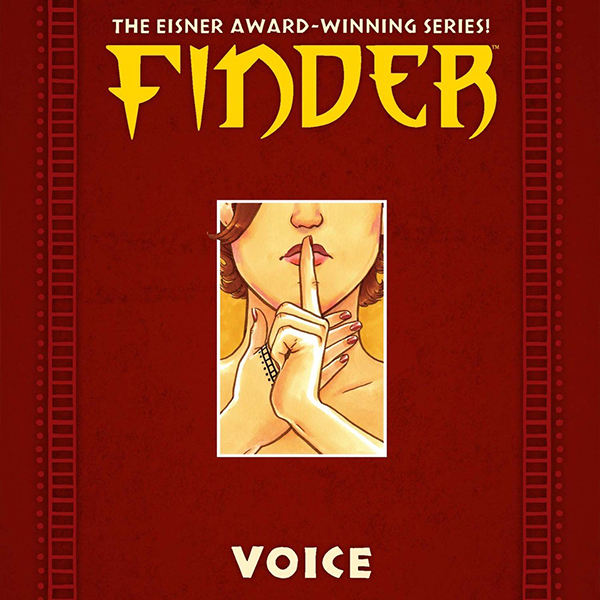 Finder: Voice - comiXology