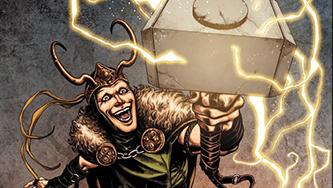 Thor: The Trials of Loki - Roberto Aguirre-Sacasa and Sebastian Fiumara