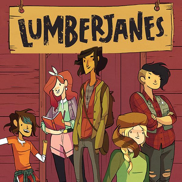 Lumberjanes - comiXology