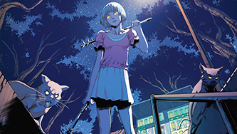 Wayward Vol. 1: String Theory - Image Comics