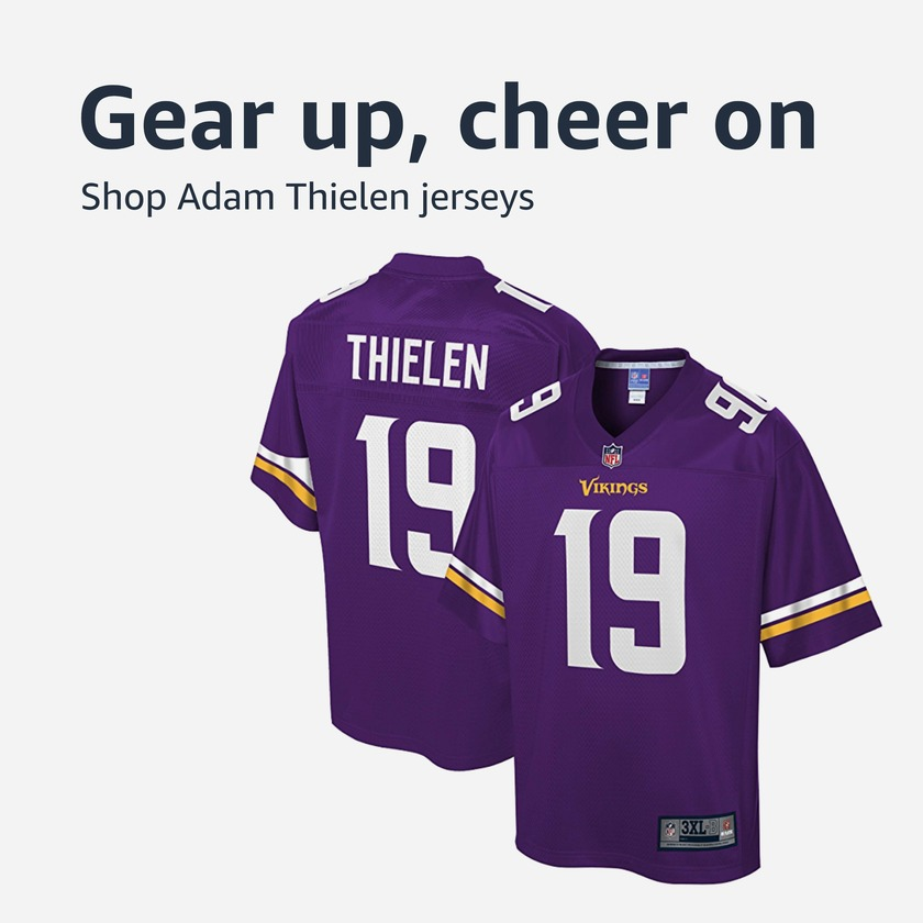 Gear up for Vikings football