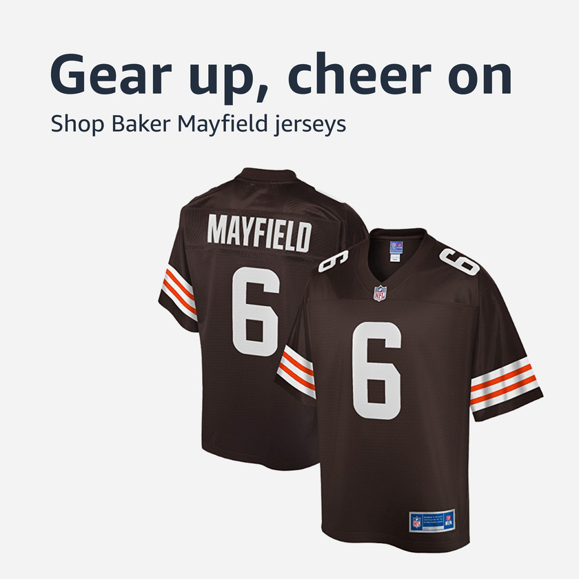 Gear up for Browns football
