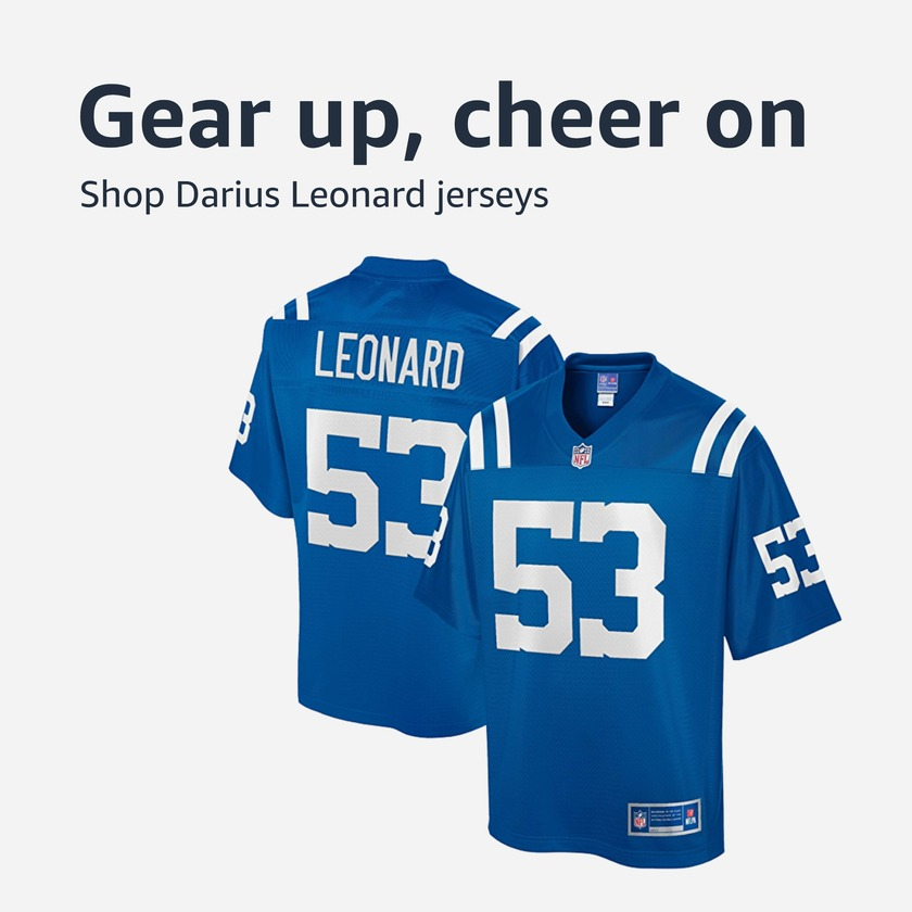 Gear up for Colts football