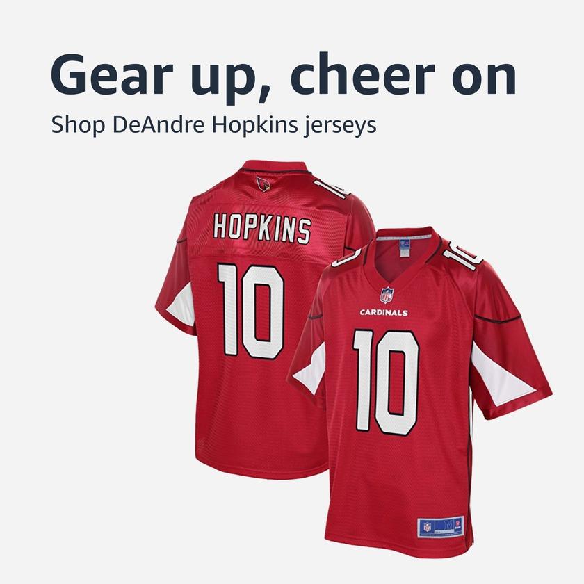DeAndre Hopkins Jerseys