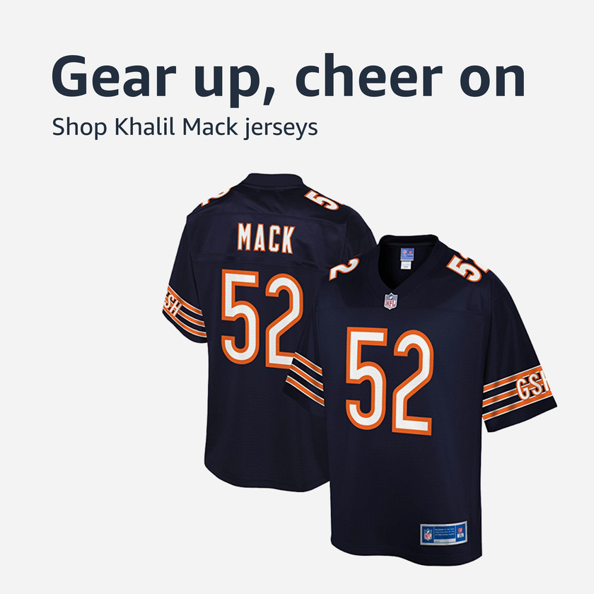 Gear up for Bears football
