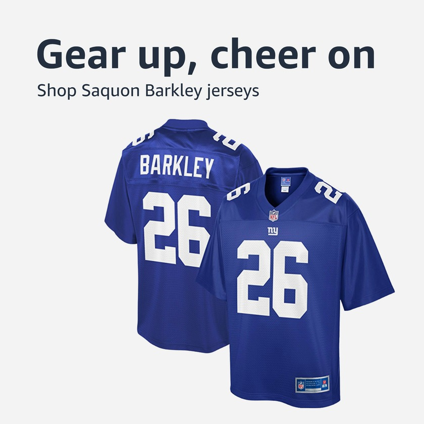 Gear up for Giants football