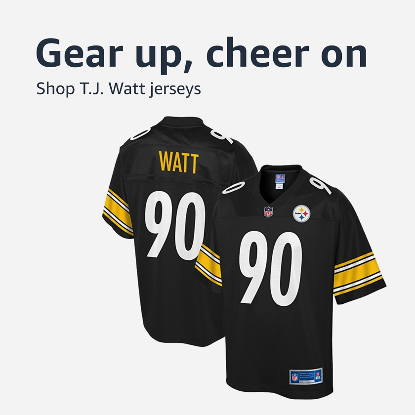 Gear up for Steelers football