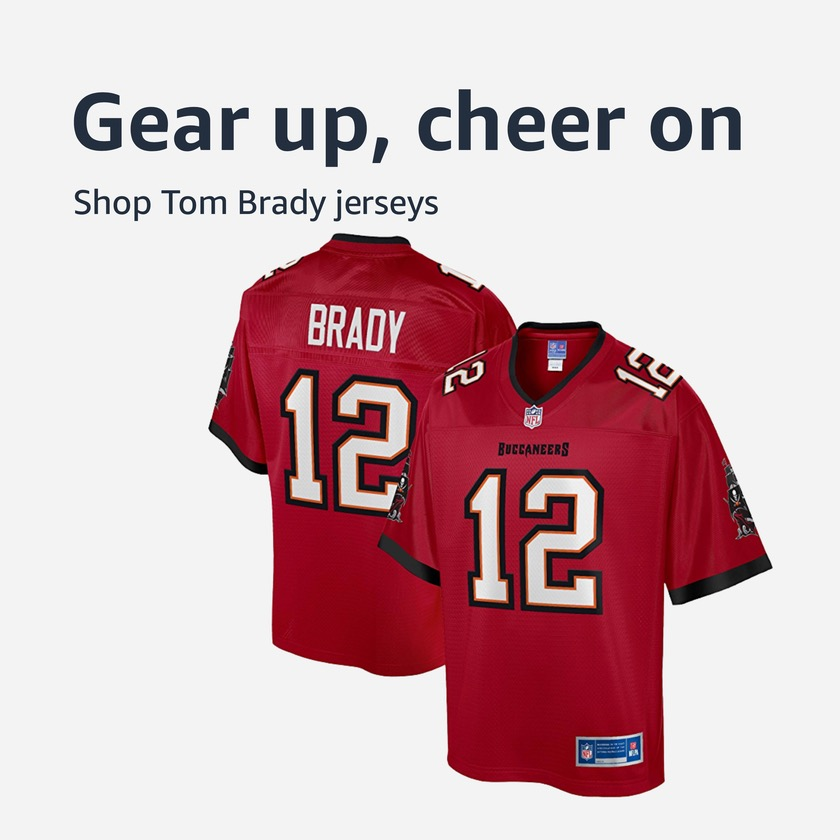 Amazon.com: Your Fan Shop for Tampa Bay Buccaneers
