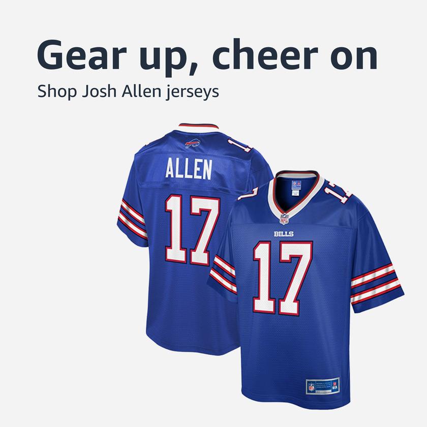 Gear up for Bills football
