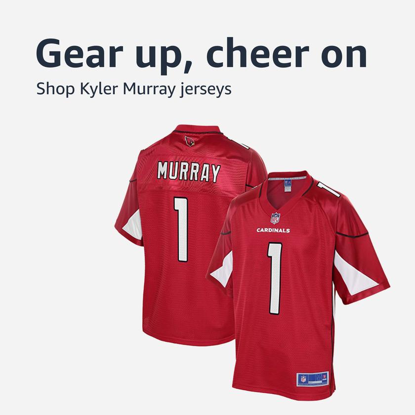 Kyler Murray Jerseys