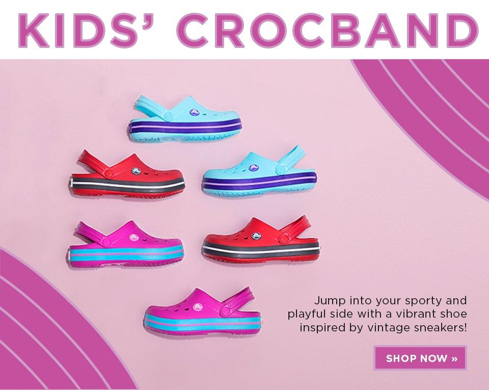 Kids' Crocband