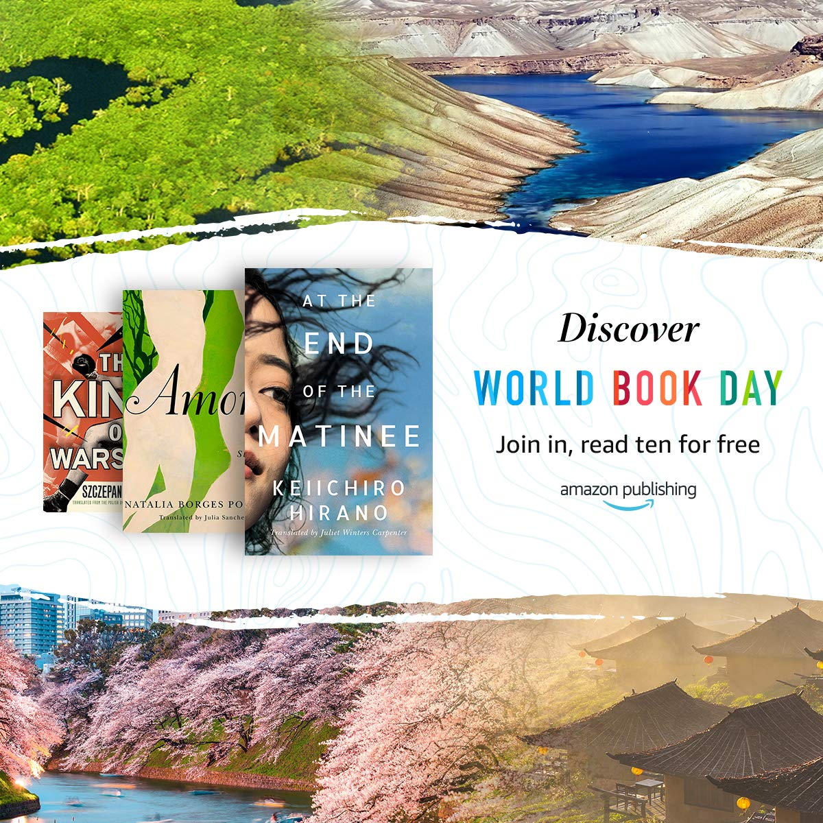 Discover World Book Day