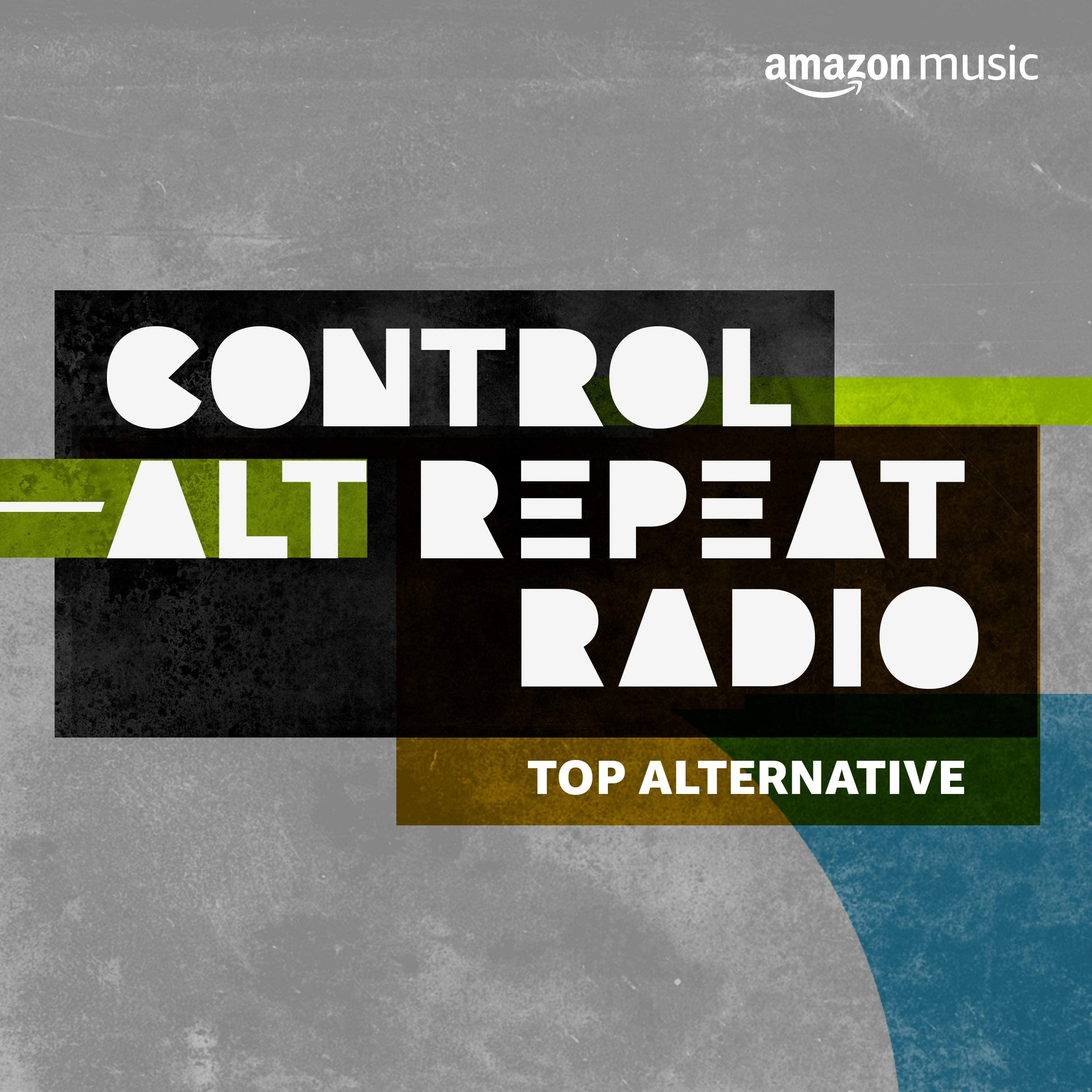 Control Alt Repeat Radio