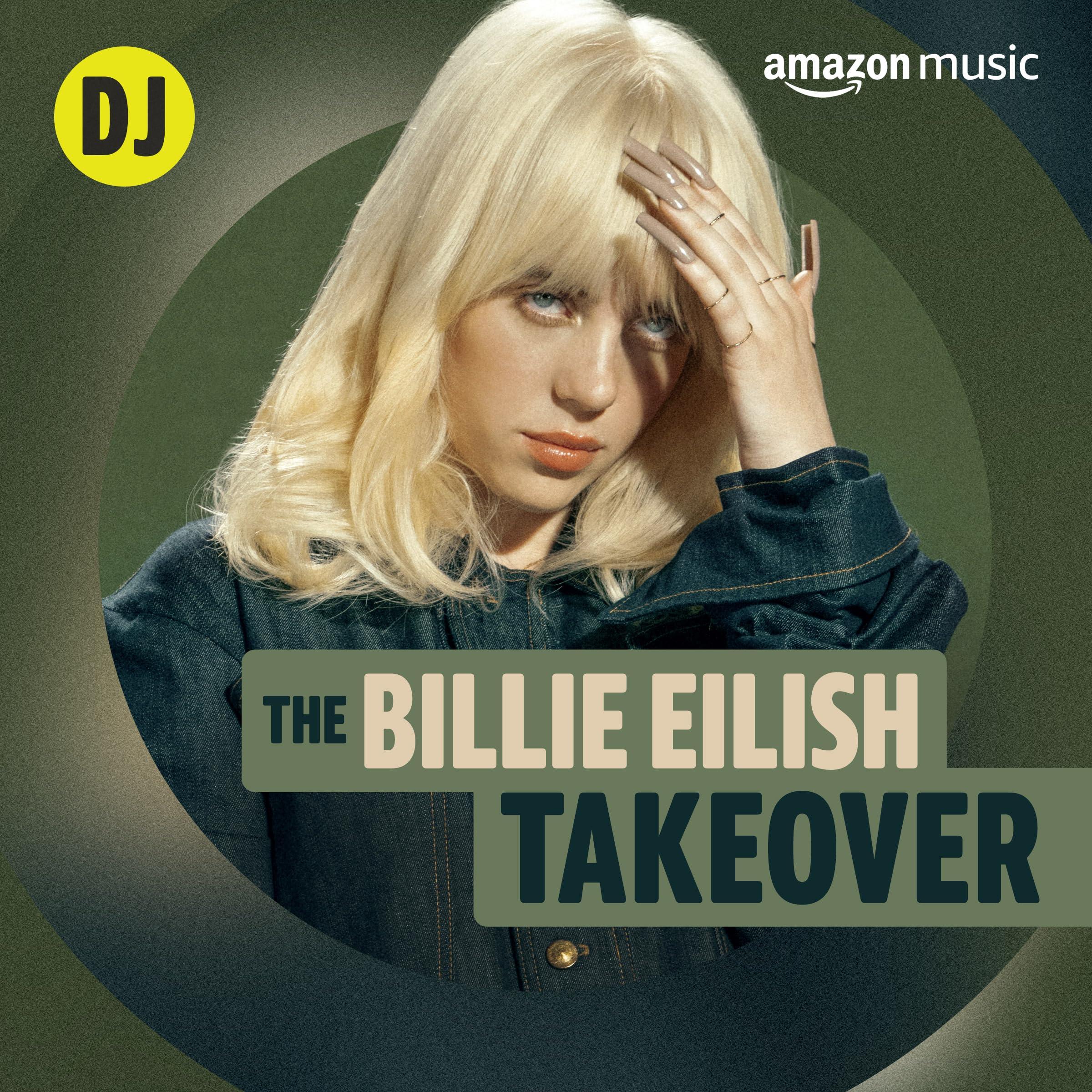 The Billie Eilish Takeover