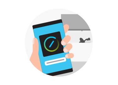 Download the Amazon Key App to complete one-time setup