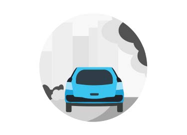 Place your Amazon order and park your vehicle in a publicly accessible area