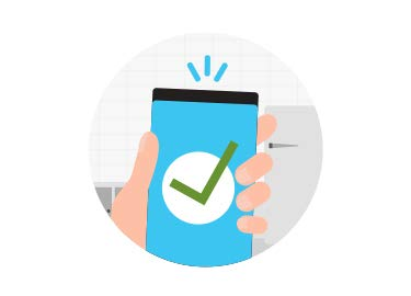 Expect delivery within a 4-hour time window and get delivery notification with the Amazon Key App