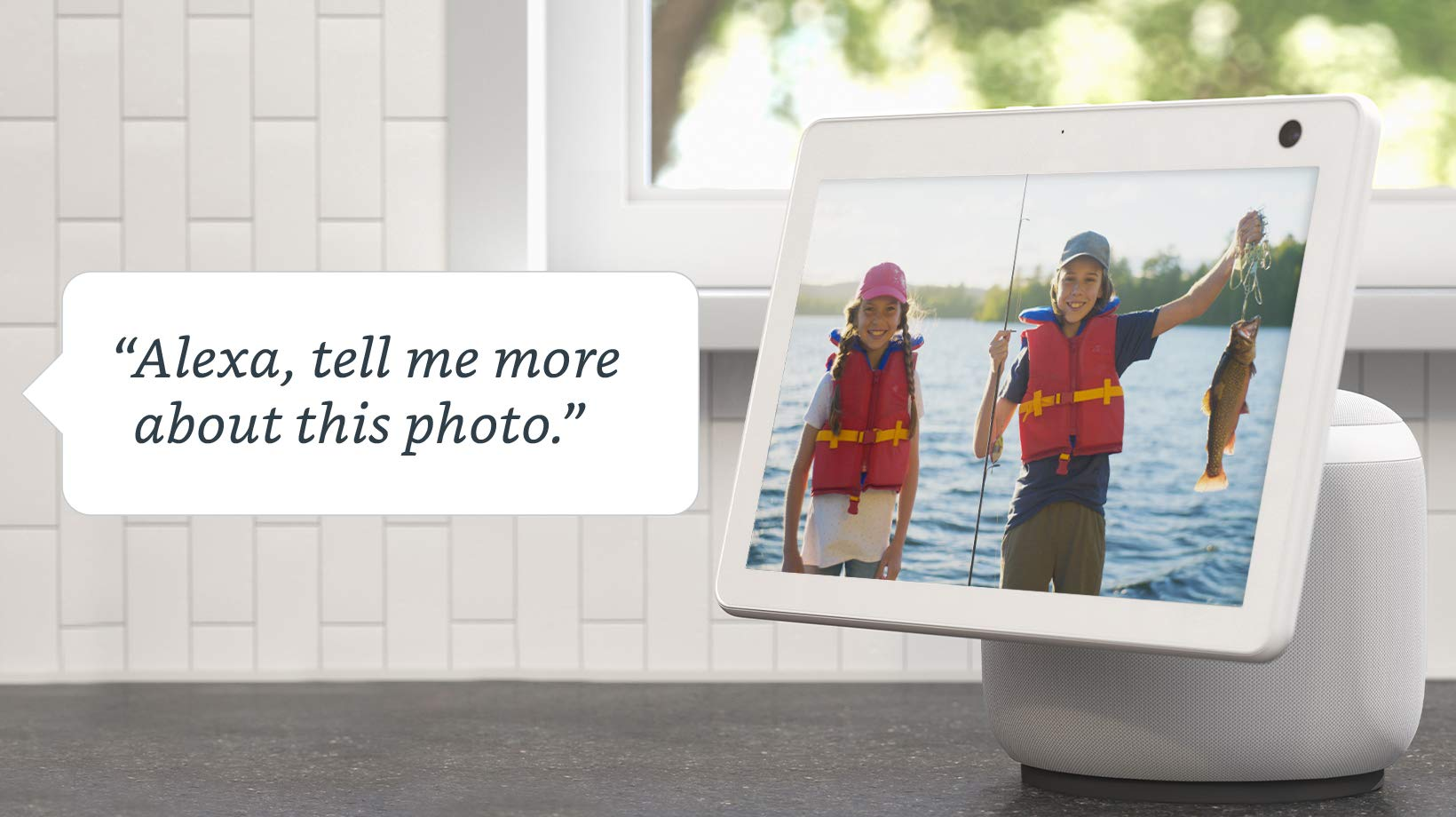 Unlimited, full-resolution cloud photo storage for Prime Members.