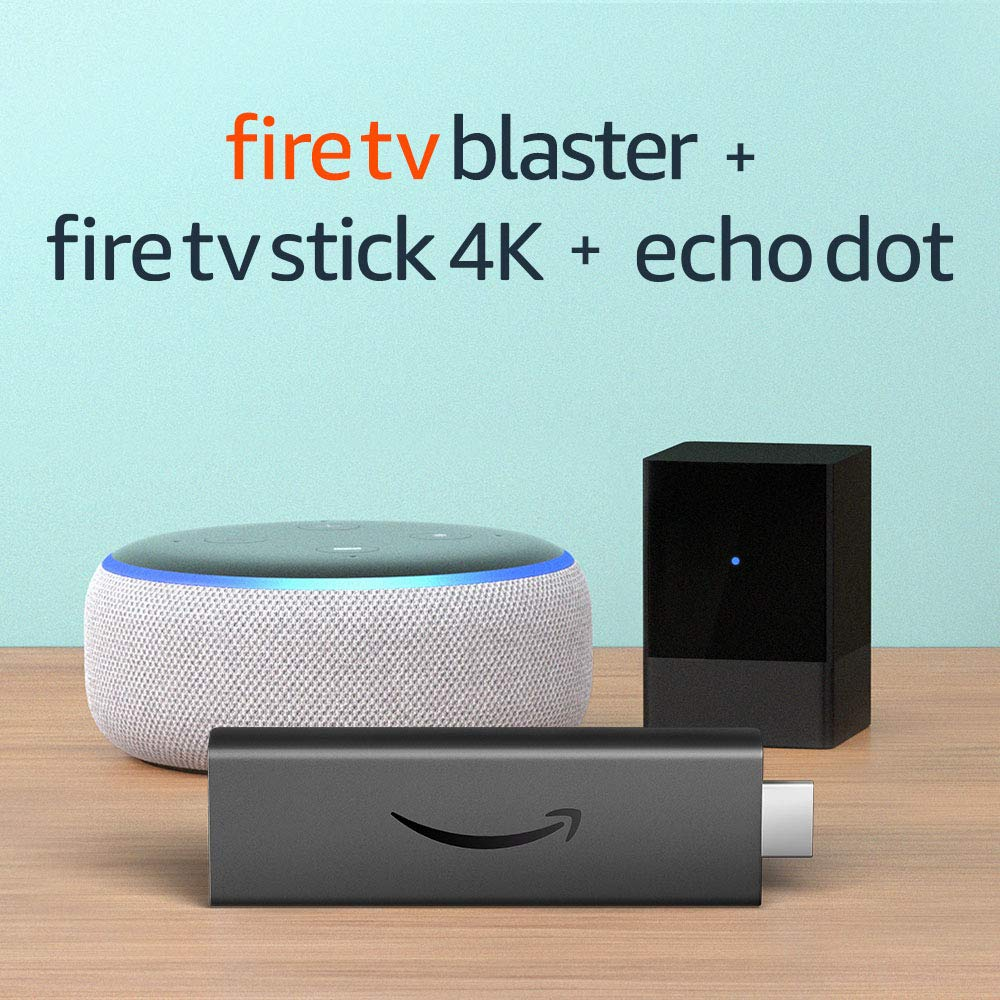 Alexa Devices Heavily Discounted for Black Friday [Deal]