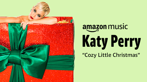 A holiday Q&A with Katy Perry