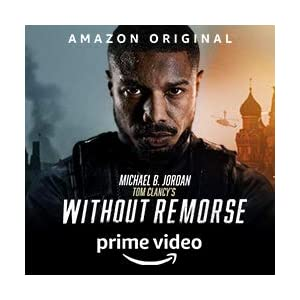 Stream Without Remorse on Prime Video