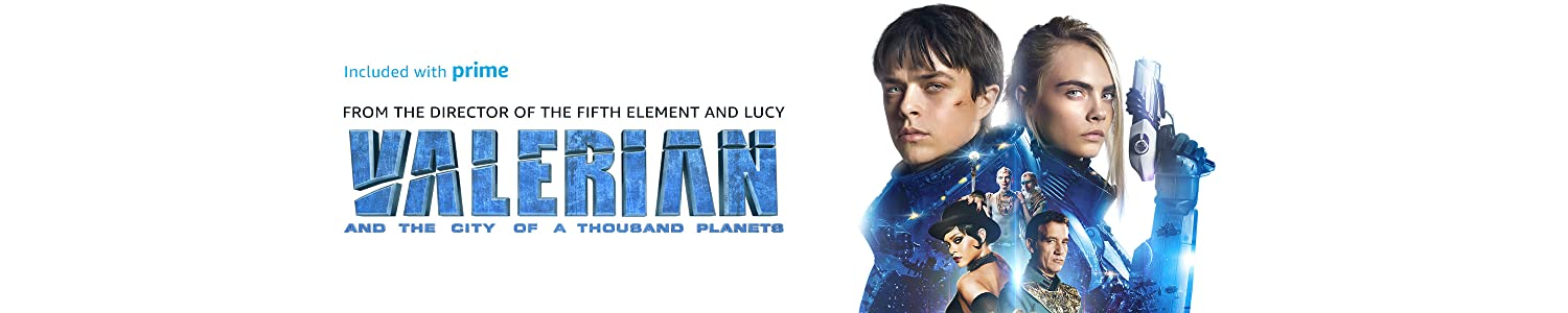 """Watch Valerian, on Prime Video"""