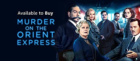 Murder on the Orient Express available to buy